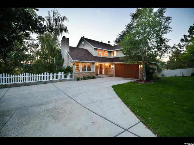 Single Family للـ Sale في 11210 S 2125 E Sandy, Utah 84092 United States