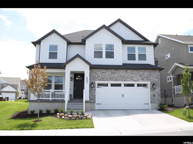 Single Family for Sale at 4897 W CHROME Road Herriman, Utah 84096 United States