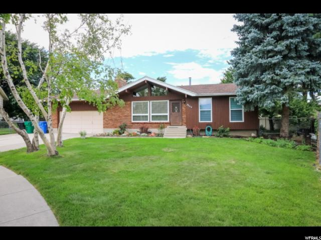 Single Family للـ Sale في 2364 W BUD Circle West Jordan, Utah 84084 United States