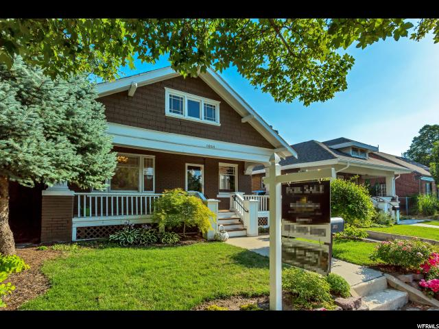 Home for sale at 1014 E Hollywood Ave, Salt Lake City, UT  84105. Listed at 400000 with 2 bedrooms, 2 bathrooms and 1,545 total square feet