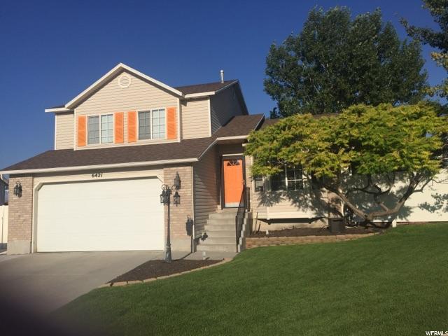 Single Family للـ Sale في 6421 S GOLD VALLEY Court West Valley City, Utah 84118 United States
