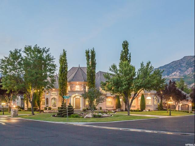Single Family for Sale at 3434 N COTTONWOOD Lane 3434 N COTTONWOOD Lane Provo, Utah 84604 United States
