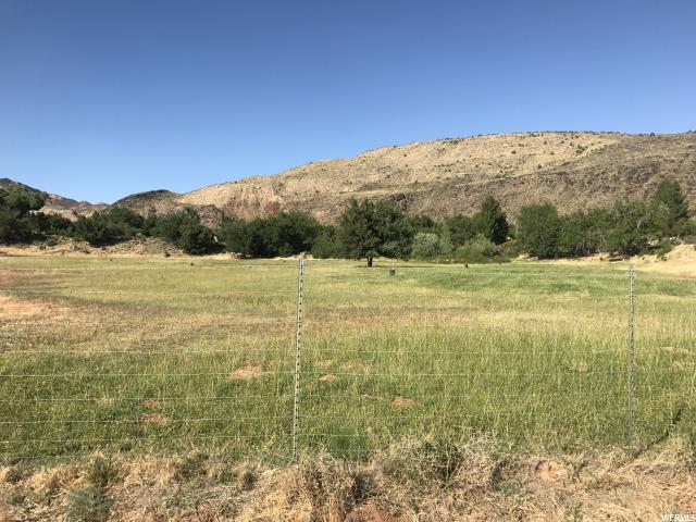Terreno por un Venta en 250 W CENTER LOT #1 Toquerville, Utah 84774 Estados Unidos