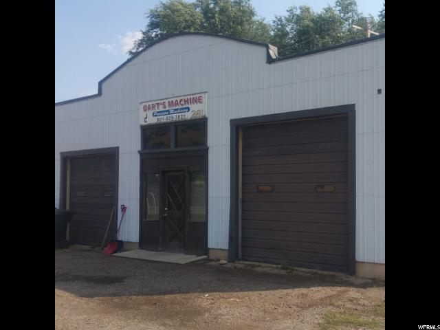 Commercial for Sale at 00-004-4873, 261 N COMMERCIAL Street 261 N COMMERCIAL Street Morgan, Utah 84050 United States