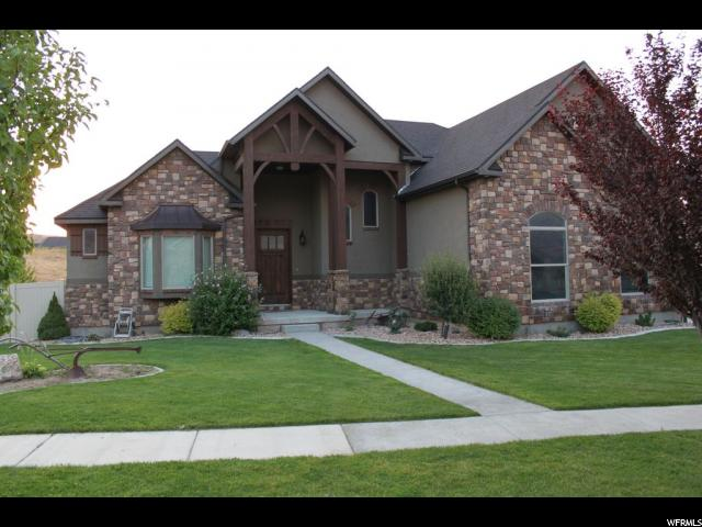 Single Family for Sale at 1192 FOOTHILL Drive Santaquin, Utah 84655 United States