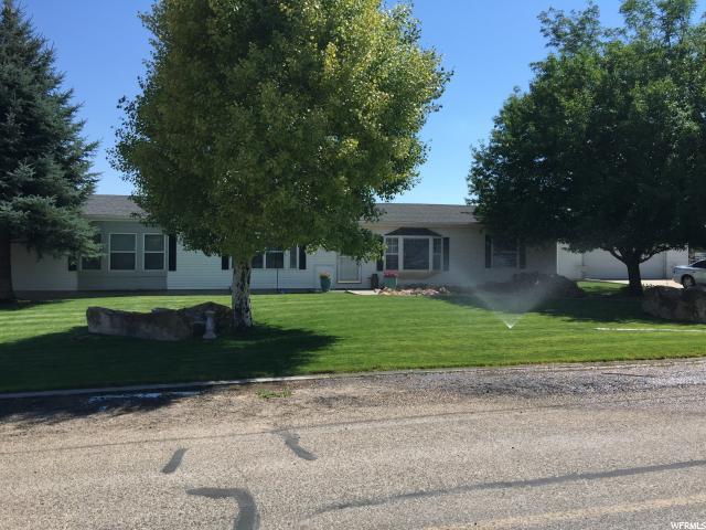 Single Family for Sale at 670 E 1750 S Naples, Utah 84078 United States