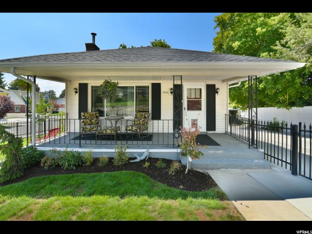 Home for sale at 3046 S 1935 East, Salt Lake City, UT 84106. Listed at 345000 with 3 bedrooms, 2 bathrooms and 1,760 total square feet