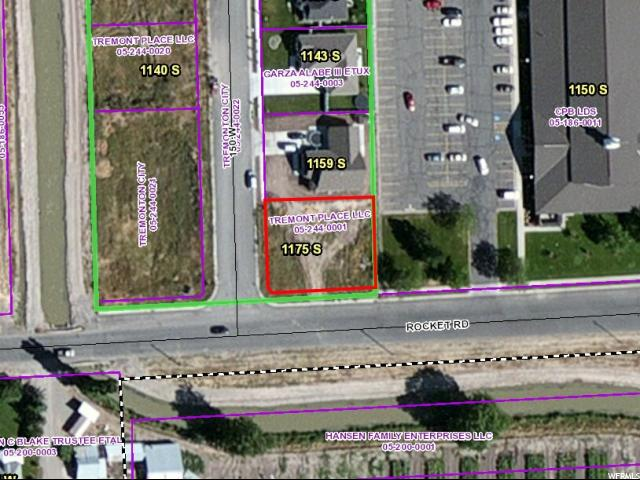 Land for Sale at 1175 S 150 W Tremonton, Utah 84337 United States