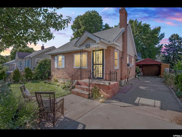 Home for sale at 831 E Gregson Ave, Salt Lake City, UT  84106. Listed at 315000 with 3 bedrooms, 2 bathrooms and 1,440 total square feet