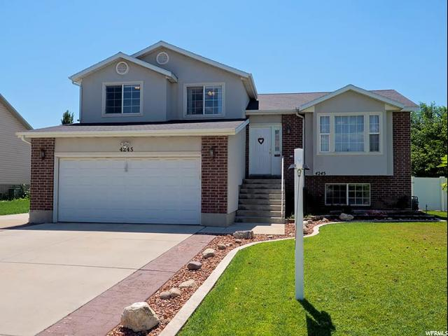 Single Family for Sale at 4245 S 2900 W Roy, Utah 84067 United States