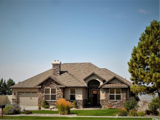 Single Family for Sale at 155 S BLUFF Street 155 S BLUFF Street Hyde Park, Utah 84318 United States