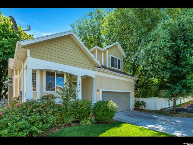 Home for sale at 3613 S Granite Park Cv, South Salt Lake, UT  84106. Listed at 369900 with 4 bedrooms, 4 bathrooms and 2,454 total square feet