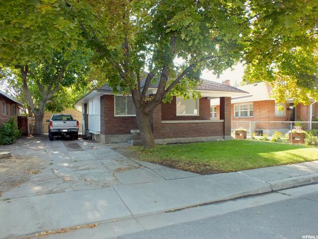 Home for sale at 1722 S Roberta St, Salt Lake City, UT  84115. Listed at 259000 with 2 bedrooms, 1 bathrooms and 1,404 total square feet