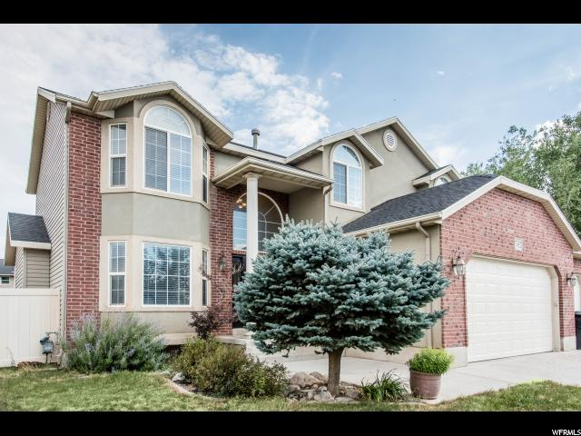 单亲家庭 为 销售 在 7652 S 2050 E South Weber, 犹他州 84405 美国