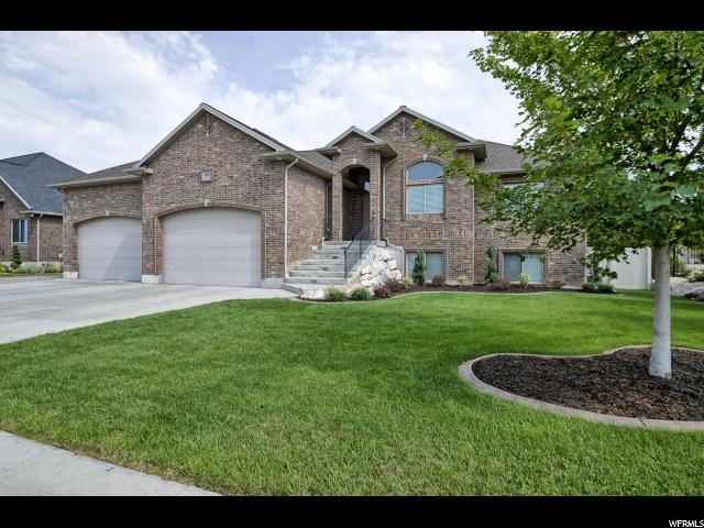 Single Family for Sale at 1864 W RIDGE POINT Drive West Point, Utah 84015 United States