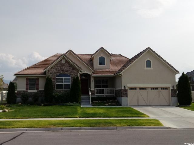 Single Family للـ Sale في 291 W HOLLAND Drive Stansbury Park, Utah 84074 United States
