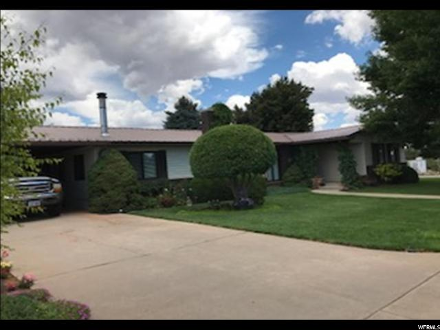 Single Family for Sale at 212 W 200 N Blanding, Utah 84511 United States