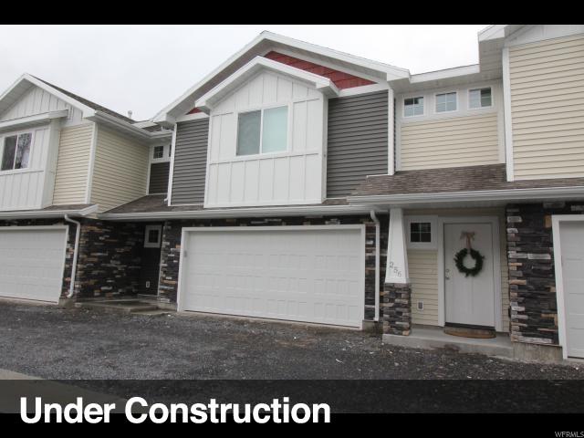 Maison accolée pour l Vente à 260 W 40 N Hyrum, Utah 84319 États-Unis