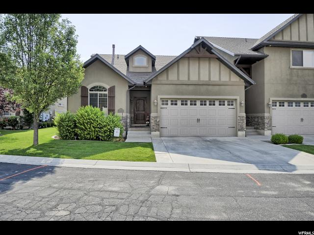 Townhouse for Sale at 4480 S CROSS CREEK Road West Haven, Utah 84401 United States
