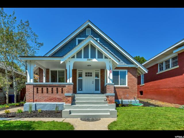 Home for sale at 359 E 10 North, Salt Lake City, UT 84103. Listed at 699000 with 5 bedrooms, 3 bathrooms and 3,031 total square feet