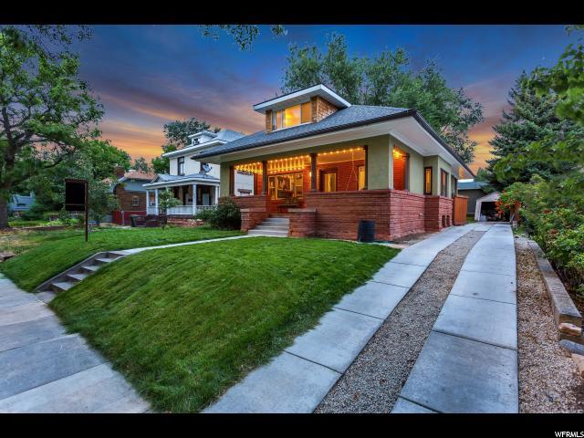 1063 S 900 Salt Lake City, UT 84105 - MLS #: 1470469