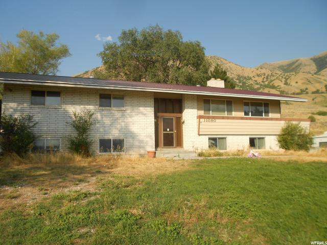 Single Family for Sale at 11090 N HWY 38 Deweyville, Utah 84309 United States