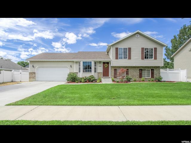 单亲家庭 为 销售 在 936 S CHAPPEL VALLEY LOOP Lehi, 犹他州 84043 美国