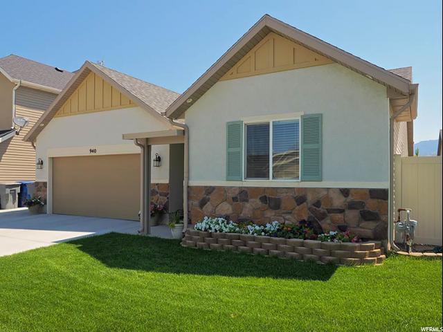 Один семья для того Продажа на 940 N SKIPTON North Salt Lake, Юта 84054 Соединенные Штаты
