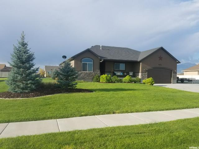 Single Family للـ Sale في 824 E DEEP WASH Road Grantsville, Utah 84029 United States