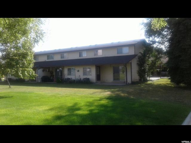 Single Family Home for Sale at 656 W 700 S 656 W 700 S Unit: 1-16 Tremonton, Utah 84337 United States