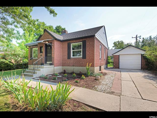 Home for sale at 2549 S 1700 East, Salt Lake City, UT 84106. Listed at 340000 with 3 bedrooms, 2 bathrooms and 1,492 total square feet