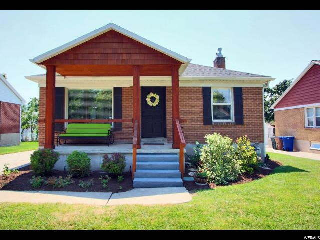 1644 DOWNINGTON AVE Salt Lake City, UT 84105 - MLS #: 1470607