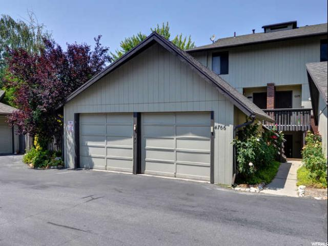Home for sale at 4770 Woodduck Ln, Salt Lake City, UT  84117. Listed at 209900 with 2 bedrooms, 2 bathrooms and 1,280 total square feet
