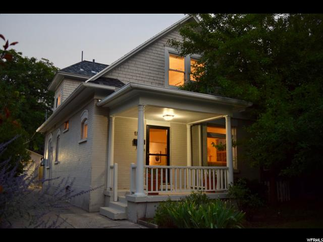 Home for sale at 1379 S Lincoln St, Salt Lake City, UT  84105. Listed at 425500 with 3 bedrooms, 2 bathrooms and 2,170 total square feet