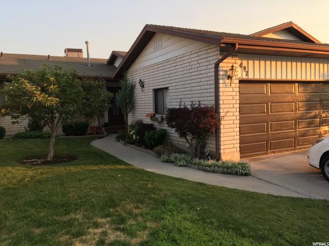 Appartement en copropriété pour l Vente à 497 W 75 N 497 W 75 N Orem, Utah 84057 États-Unis