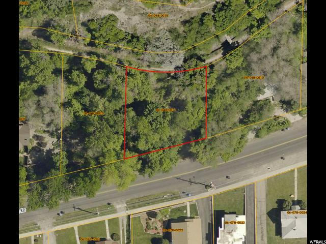 Land for Sale at 745 E CANYON Road Logan, Utah 84321 United States