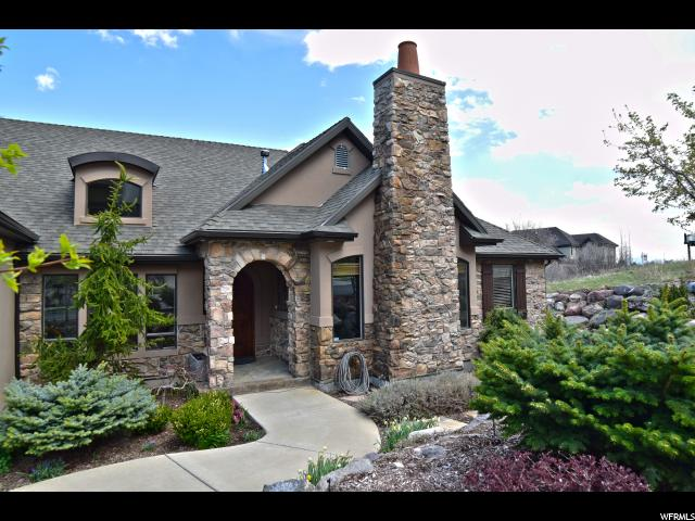 Single Family for Sale at 15437 S WINGED TRACE Court Draper, Utah 84020 United States