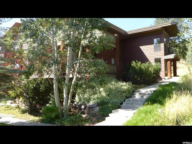 Appartement en copropriété pour l Vente à 8350 POINTE DR,. 8350 POINTE DR,. Unit: I-23 Park City, Utah 84098 États-Unis
