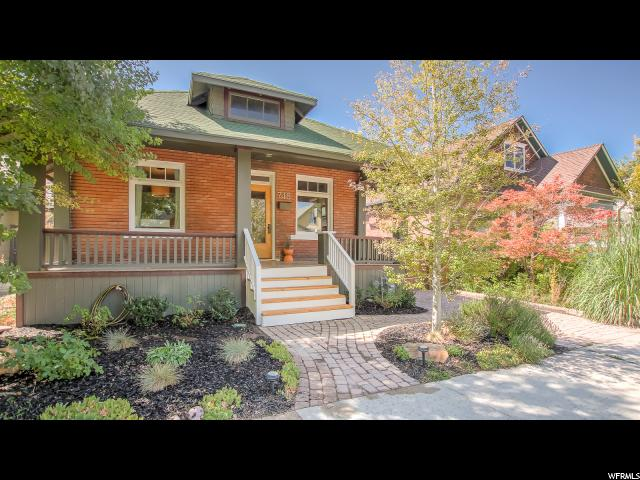 Home for sale at 748 E Roosevelt Ave, Salt Lake City, UT  84105. Listed at 329000 with 2 bedrooms, 1 bathrooms and 1,456 total square feet