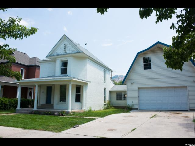 Single Family for Sale at 2970 ADAMS Avenue Ogden, Utah 84403 United States
