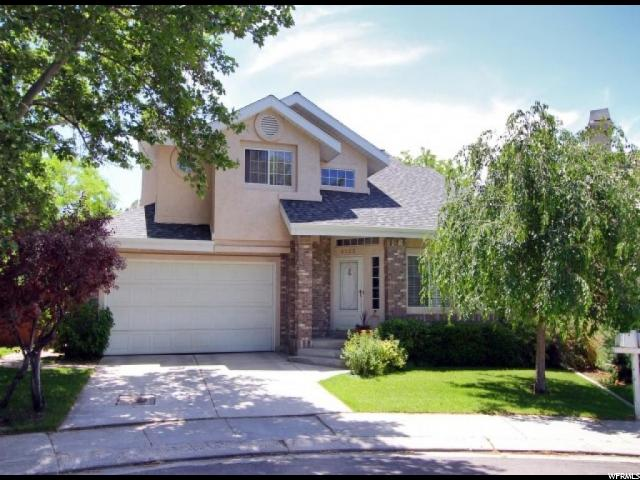 Single Family for Sale at 2122 E RAINBOW PT Drive 2122 E RAINBOW PT Drive Holladay, Utah 84124 United States