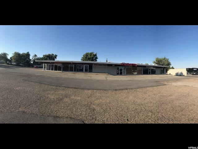 Commercial for Rent at 265 W 1260 N 265 W 1260 N Sunset, Utah 84015 United States