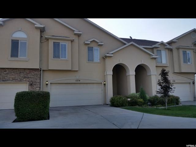 Townhouse for Sale at 1379 E OLD MAPLE Court 1379 E OLD MAPLE Court Salt Lake City, Utah 84117 United States