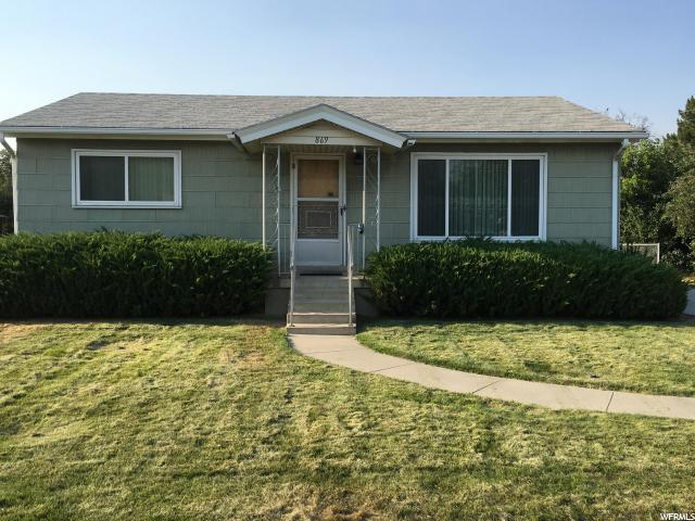 Home for sale at 869 E 4200 South, Salt Lake City, UT  84107. Listed at 275000 with 3 bedrooms, 1 bathrooms and 1,872 total square feet