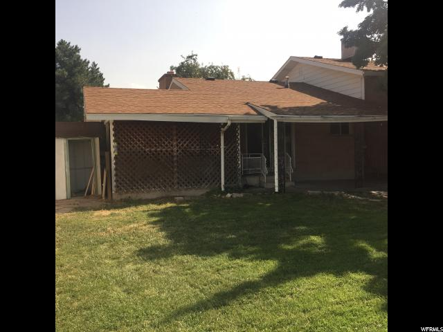 Additional photo for property listing at 1638 W CONIFER WAY  Taylorsville, Utah 84123 États-Unis