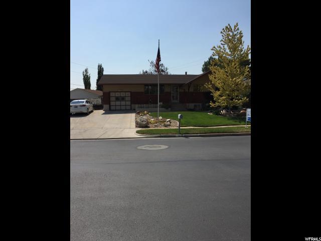 1636 S MARILYN DR Syracuse, UT 84075 - MLS #: 1471133