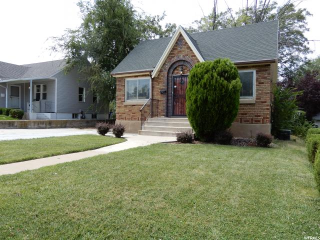Single Family for Sale at 3711 ADAMS Avenue South Ogden, Utah 84403 United States