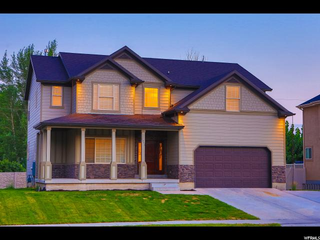 Single Family للـ Sale في 1333 W 800 N Pleasant Grove, Utah 84062 United States