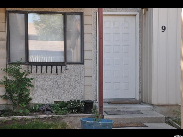 7265 S 1950 Unit 9 Cottonwood Heights, UT 84121 - MLS #: 1471220