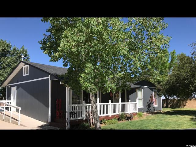 Single Family for Sale at 361 N 100 E Holden, Utah 84636 United States
